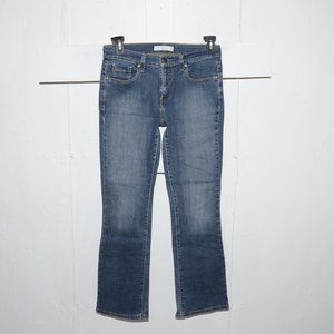 Levi's 515 boot womens jeans size 6 M 2190